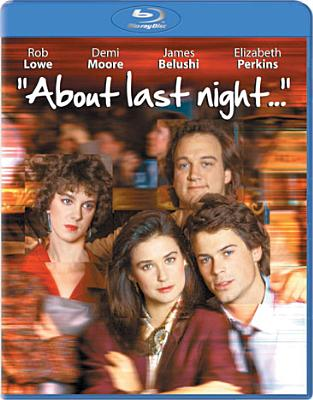 ABOUT LAST NIGHT BY LOWE,ROB (Blu-Ray)
