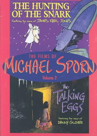 FILMS OF MICHAEL SPORN VOLUME 2 BY JONES,JAMES EARL (DVD)